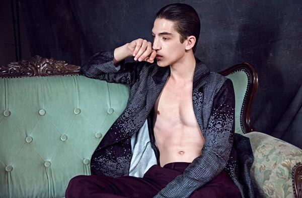 Anatol + Camil Go Dapper for Pride Fashion Shoot