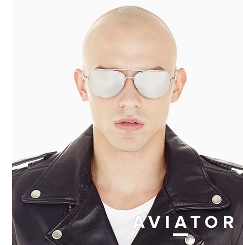 Revolve Man Gets Shady with Summer Sunglasses