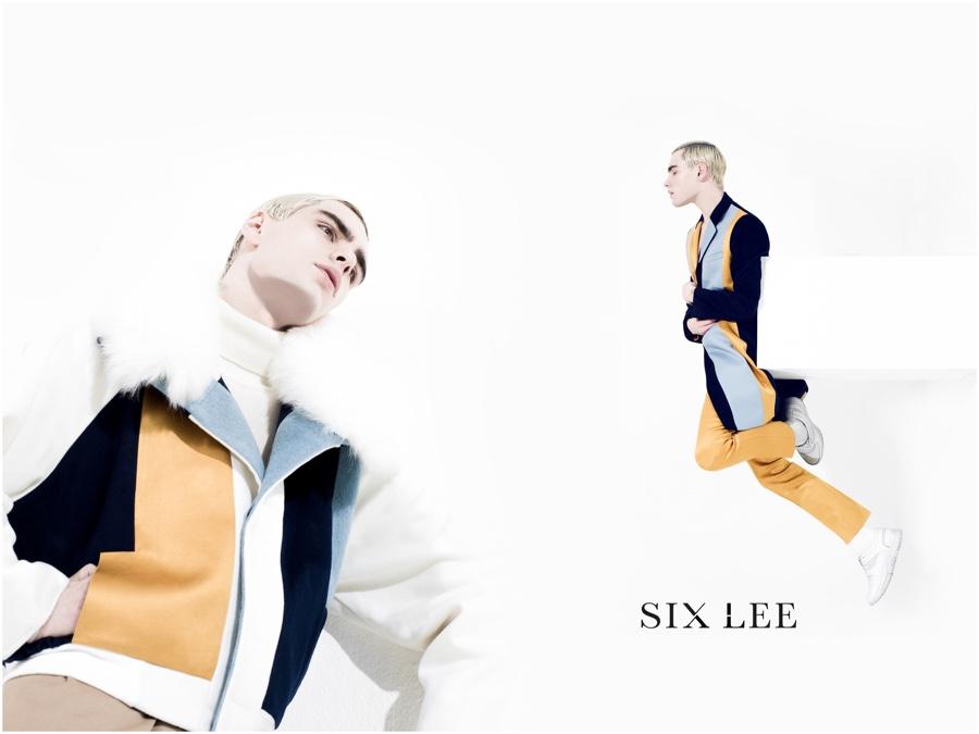 Jonathan Bauer-Hayden Stars in SixLee Fall/Winter 2015 Campaign