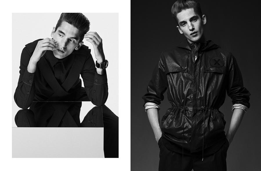 Anatol Models Modern SoPopular Fashions