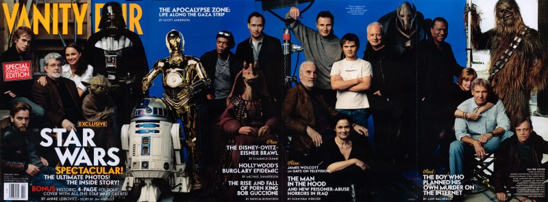 Star-Wars-February-2005-Vanity-Fair-Cover