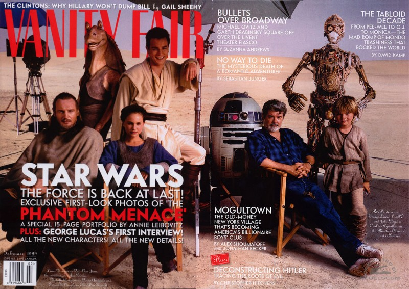 Star-Wars-Vanity-Fair-February-1999-Cover