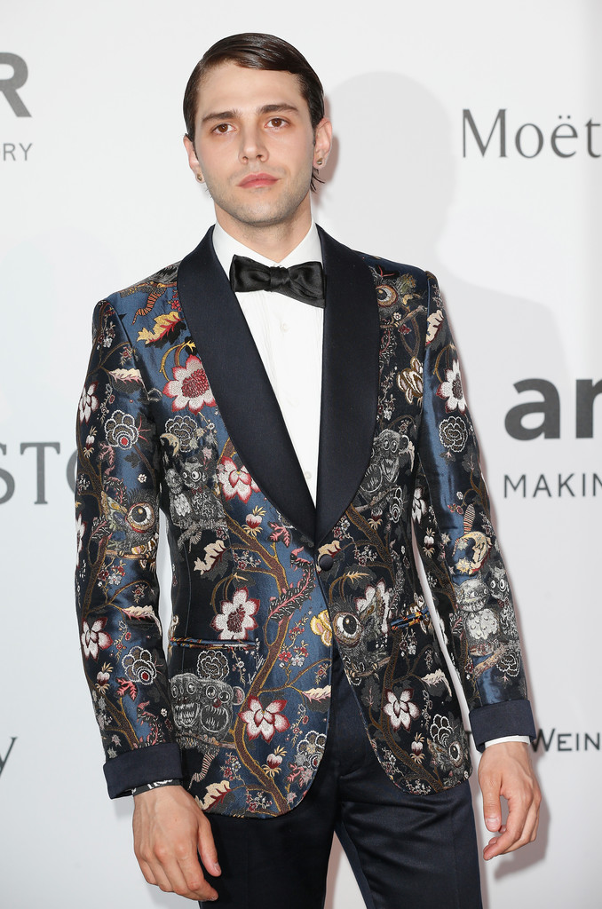 Xavier Dolan Best Dressed at Cannes: See His Louis Vuitton Style Trio