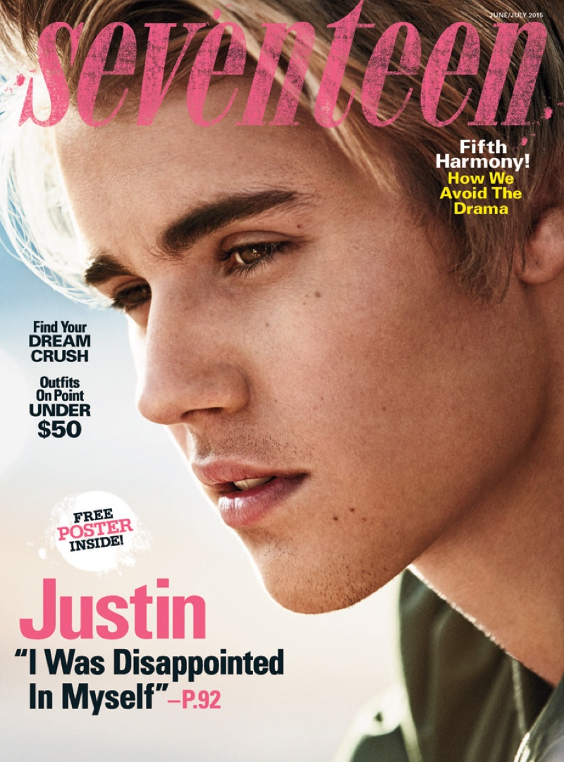 Justin talks about his year of misbehavior with the magazine