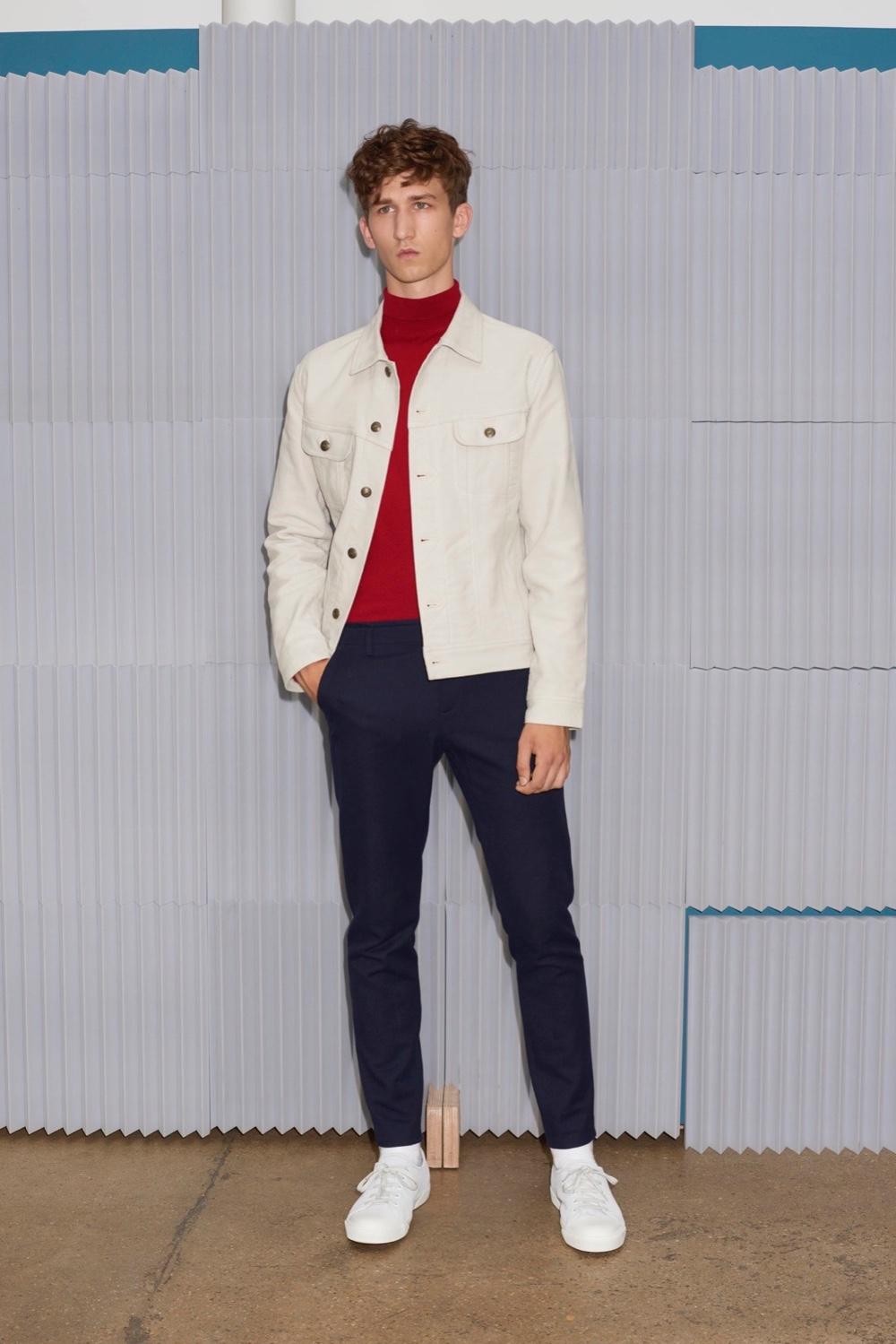 A.P.C. Spring/Summer 2016 Menswear Collection | Paris Fashion Week