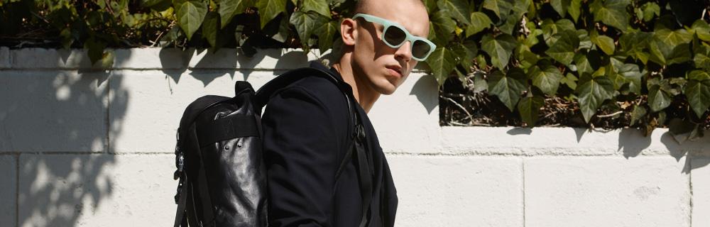 Wanderlust: Adam Kaszewski Models Desert Inspired Styles for Forward