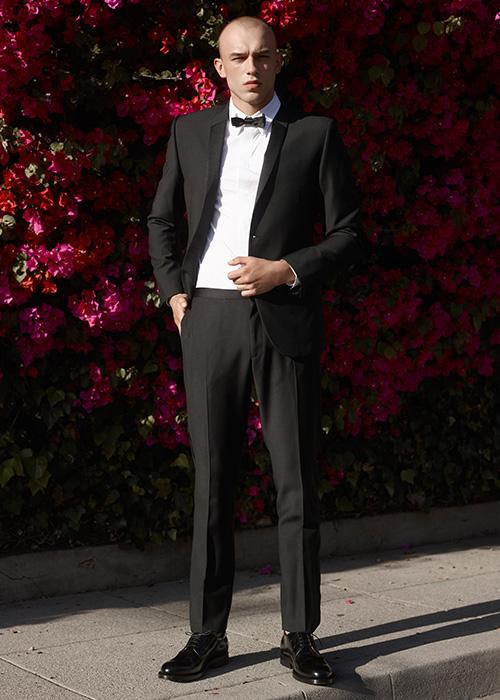 Wedding Crasher: Adam Kaszewski Models Modern Wedding Styles for Forward