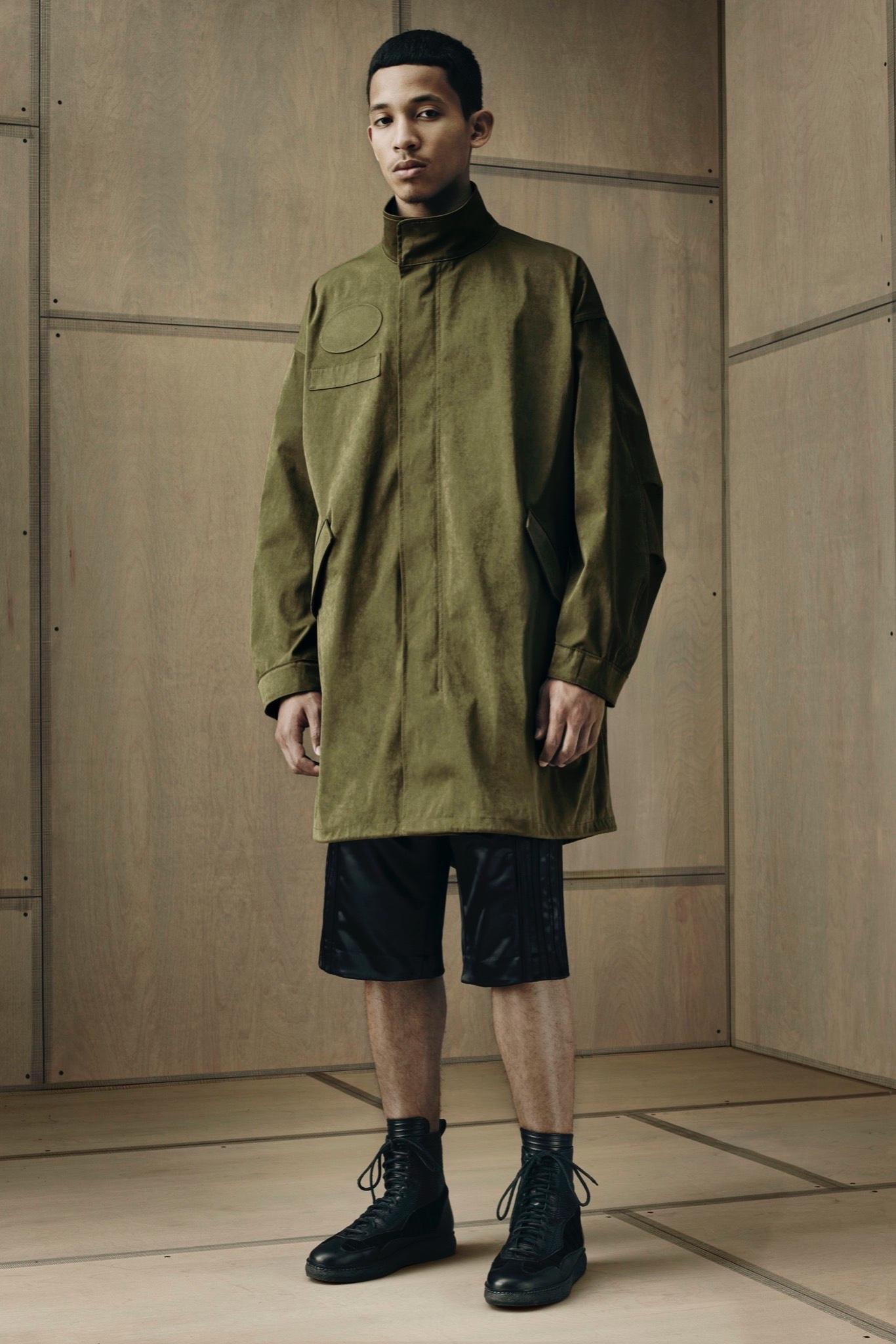 Alexander Wang Spring/Summer 2016 Menswear Collection | Paris Fashion Week