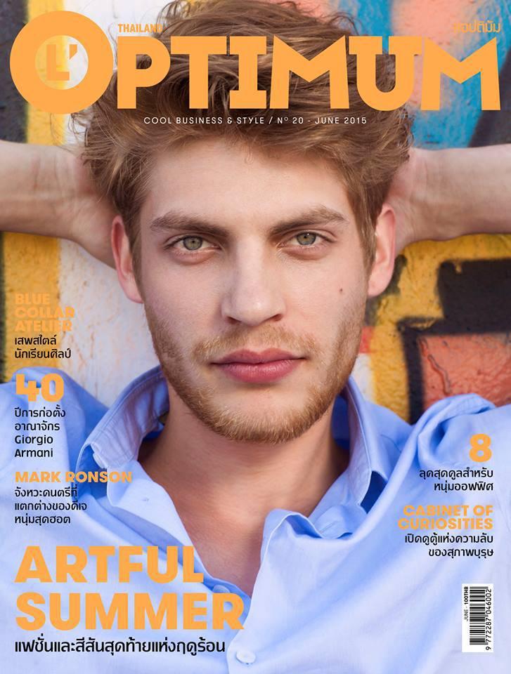 Baptiste Radufe Covers L'Optimum Thailand + Plays Chess for Mojeh
