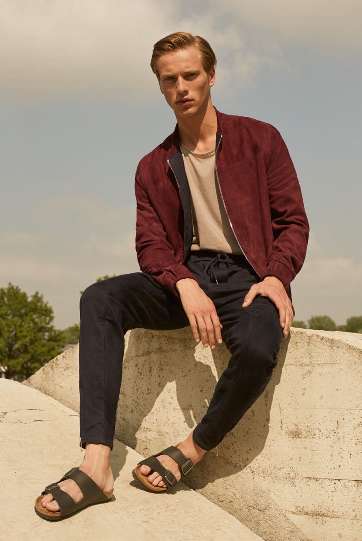 Boulezar Embraces Casual Luxury for Spring/Summer 2016 Menswear Collection