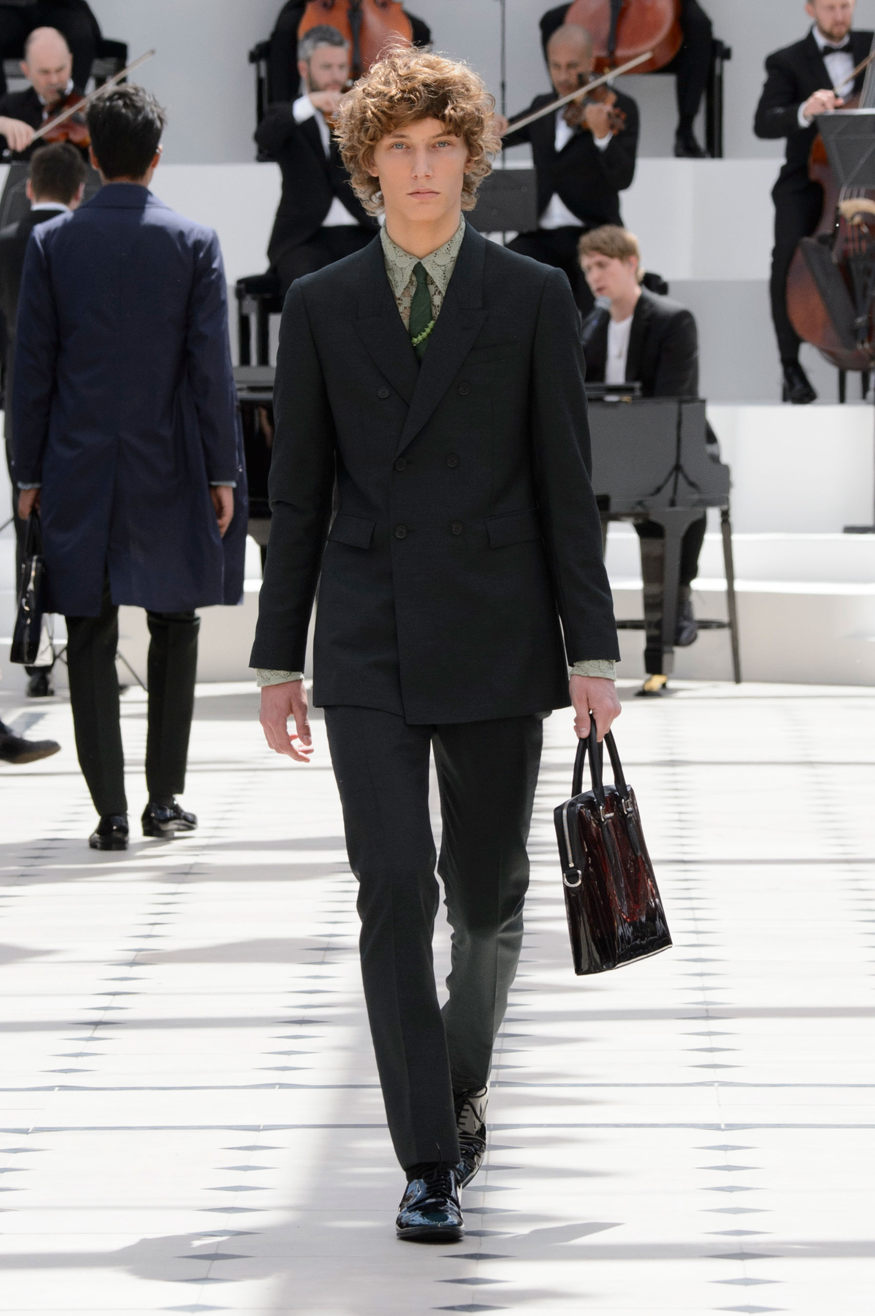 Burberry Prorsum Spring Summer 2016 London Collections