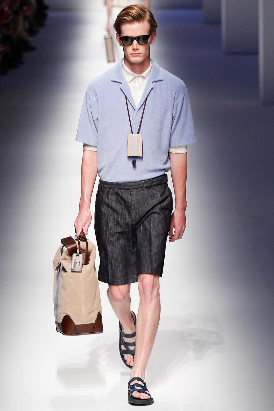 Canali Spring Summer 2016 Menswear Collection Milan