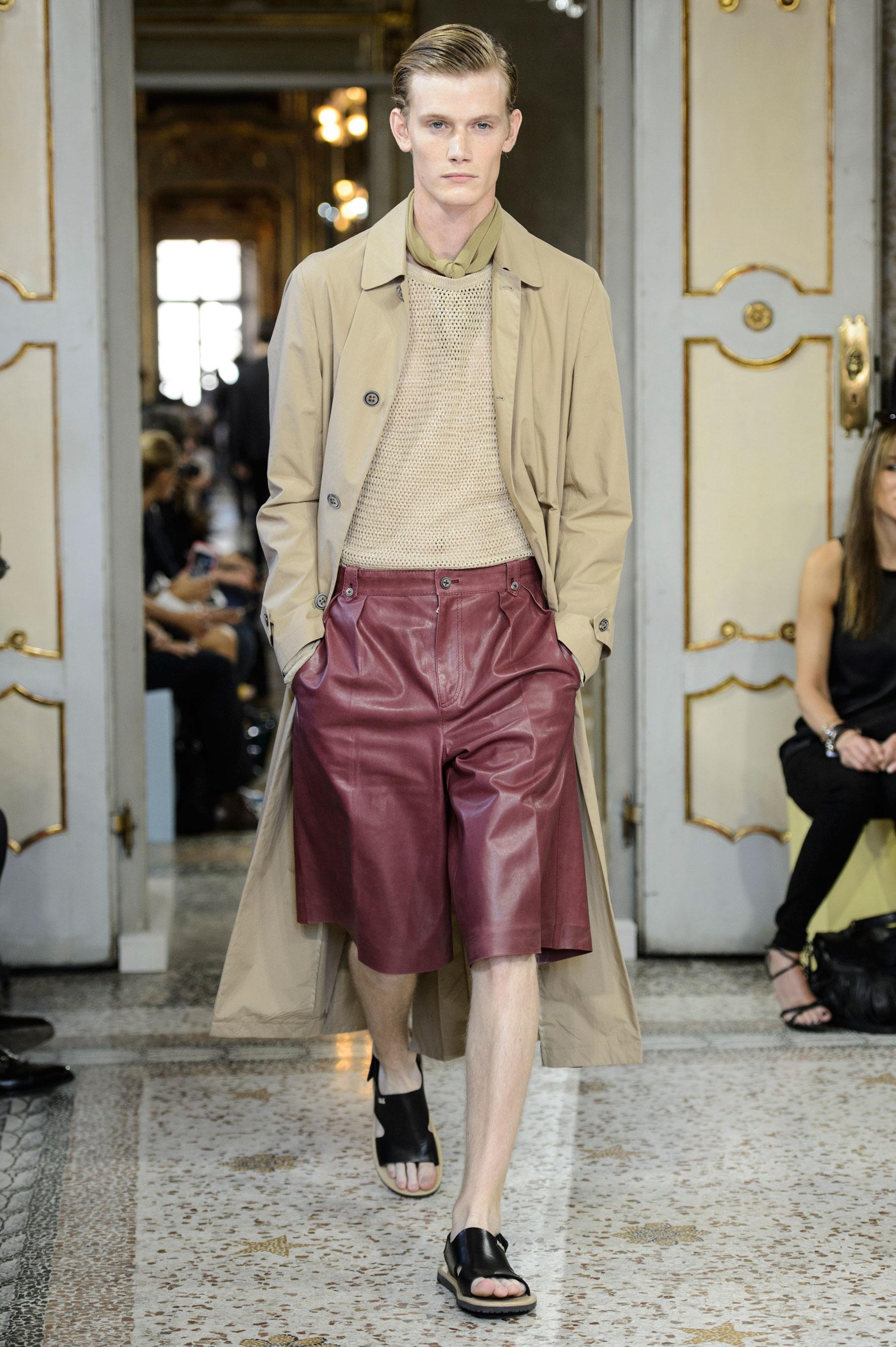 Corneliani Spring/Summer 2016 Menswear Collection | Milan Fashion Week
