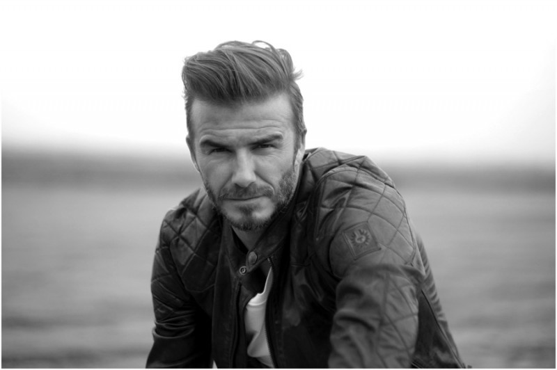 David Beckham For Belstaff Second Collection Launches