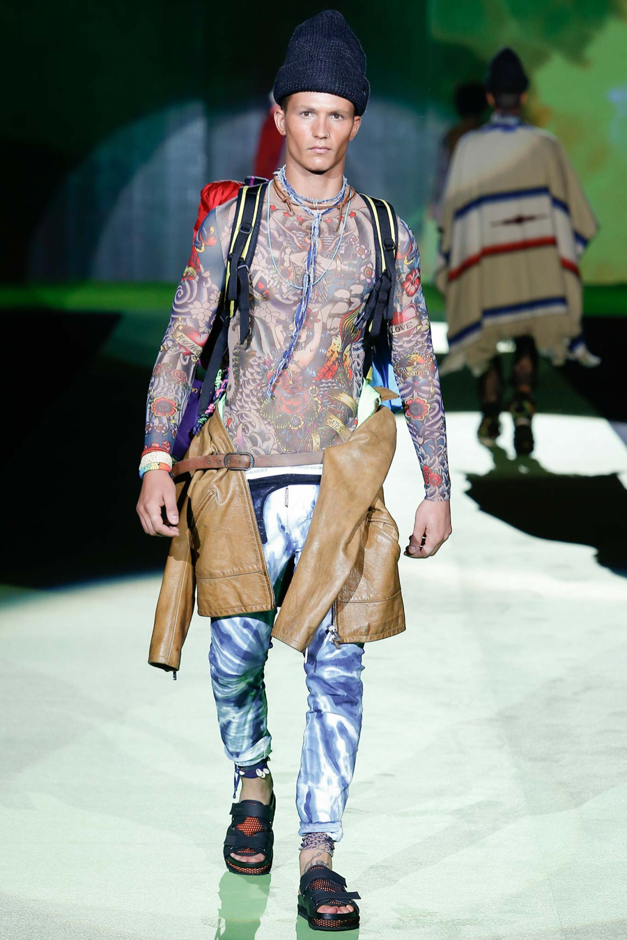 Dsquared2 Spring Summer 2016 Menswear Collection Milan