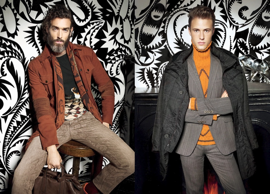Etro is Well-Rounded for Fall/Winter 2015 Menswear Collection