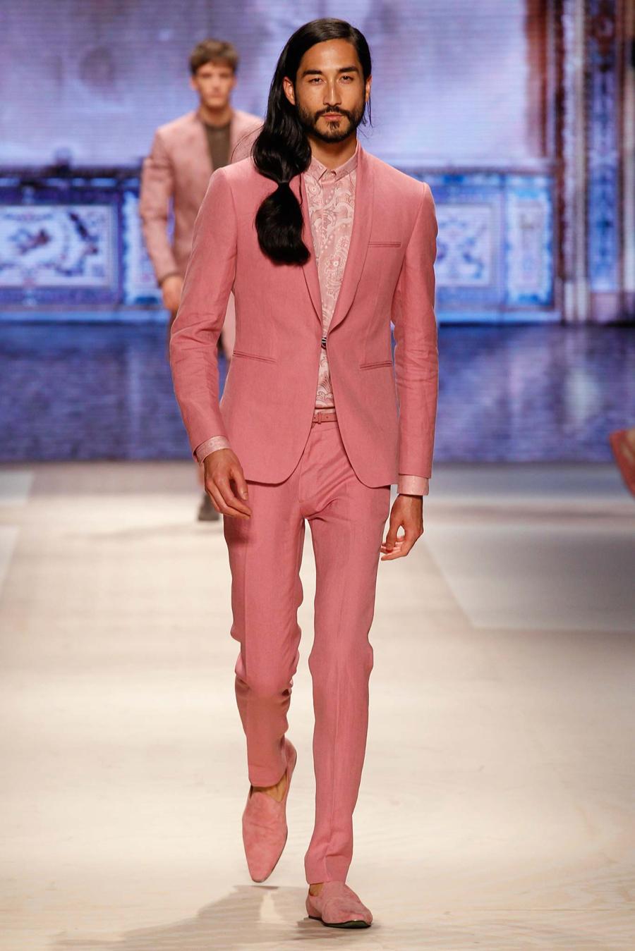 Etro Spring/Summer 2016 Menswear Collection | Milan Fashion Week