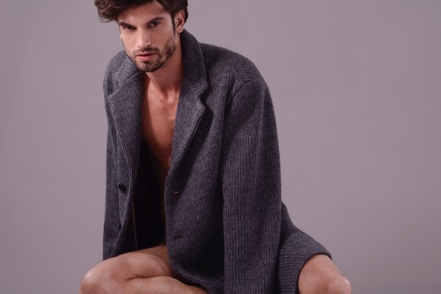 Exclusive: Carlos Machado by Francesco Italia
