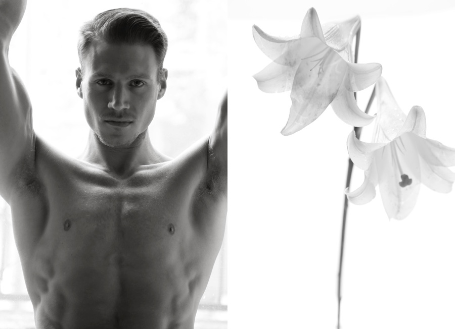 Exclusive: Coen Koch in 'Antagonic' by Bell Soto