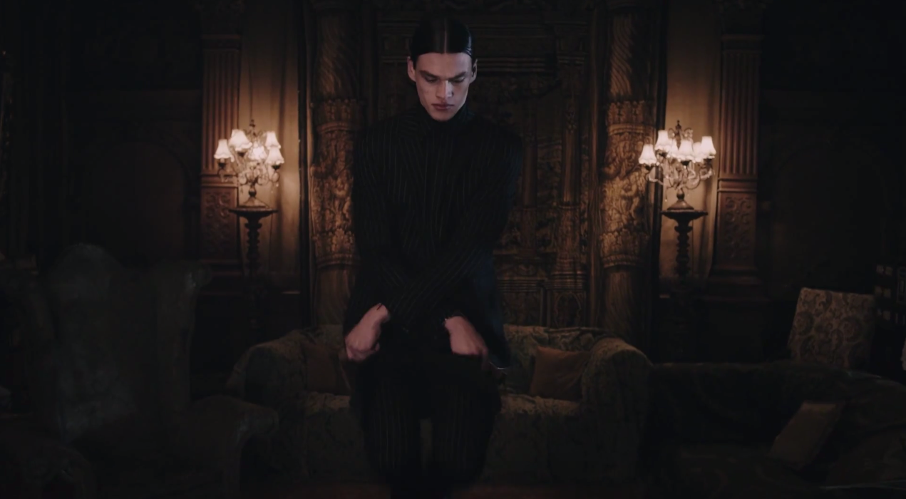 Watch Givenchy Fall 2015 Campaign Teaser