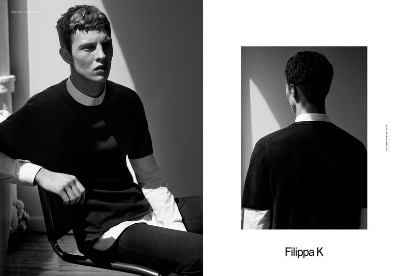 Filippa K Fall/Winter 2015 Campaign Goes Moody with Tim Schuhmacher