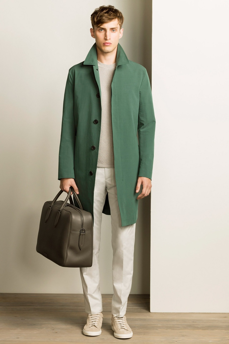 Gieves & Hawkes Spring/Summer 2016 | London Collections: Men