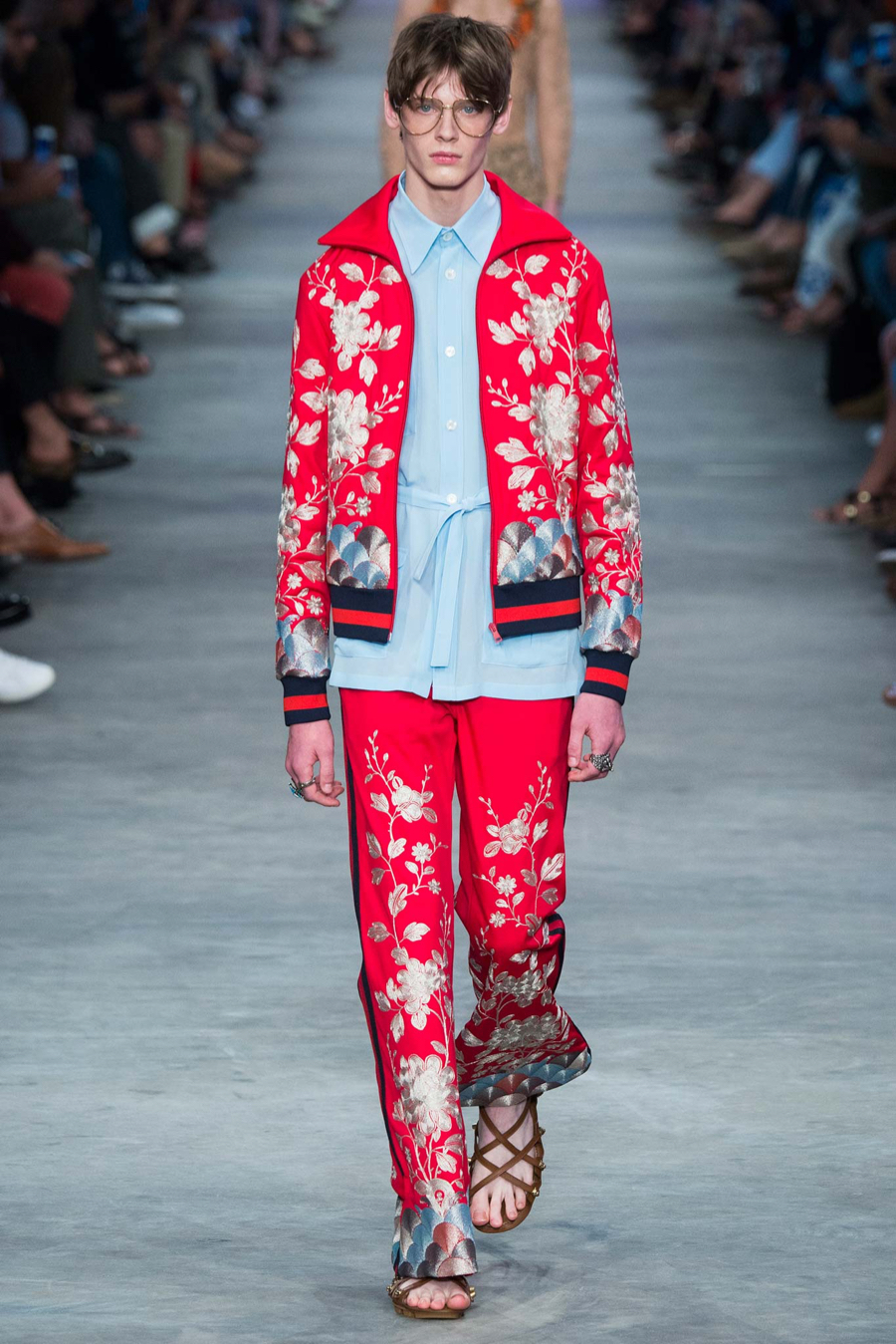 Gucci Spring Summer 2016 Menswear Collection Milan