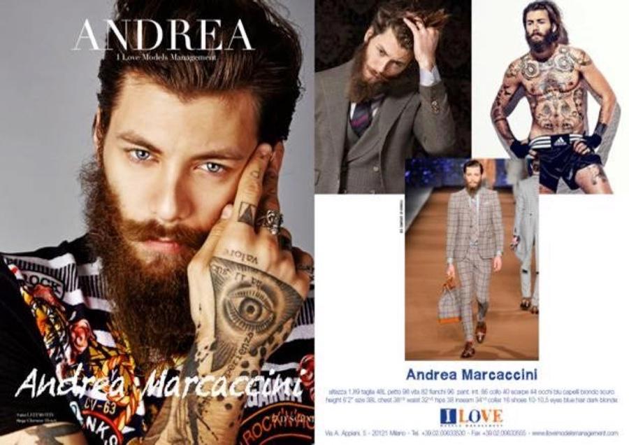 I Love Models Management Spring/Summer 2016 Show Package