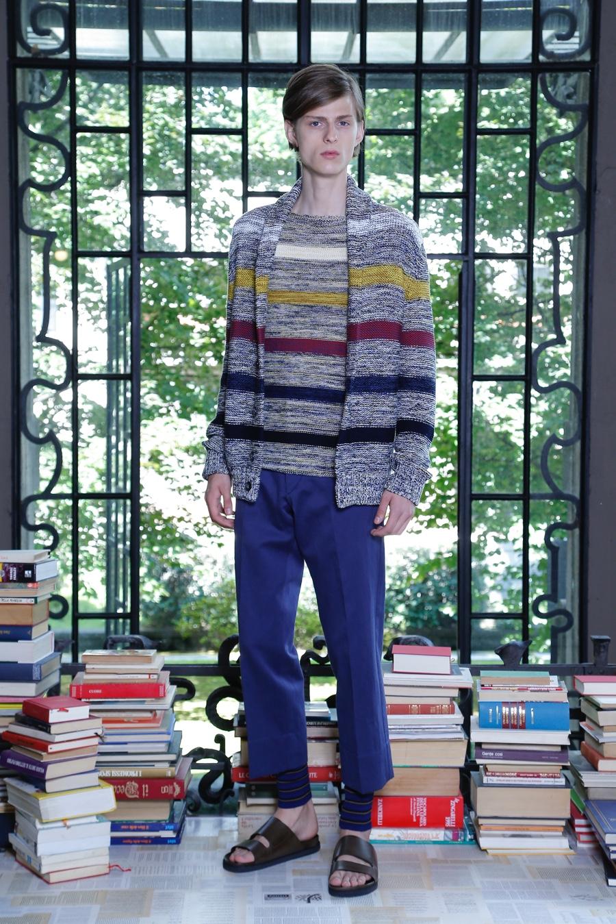Iceberg Spring/Summer 2016 Menswear Collection | Milan Fashion Week