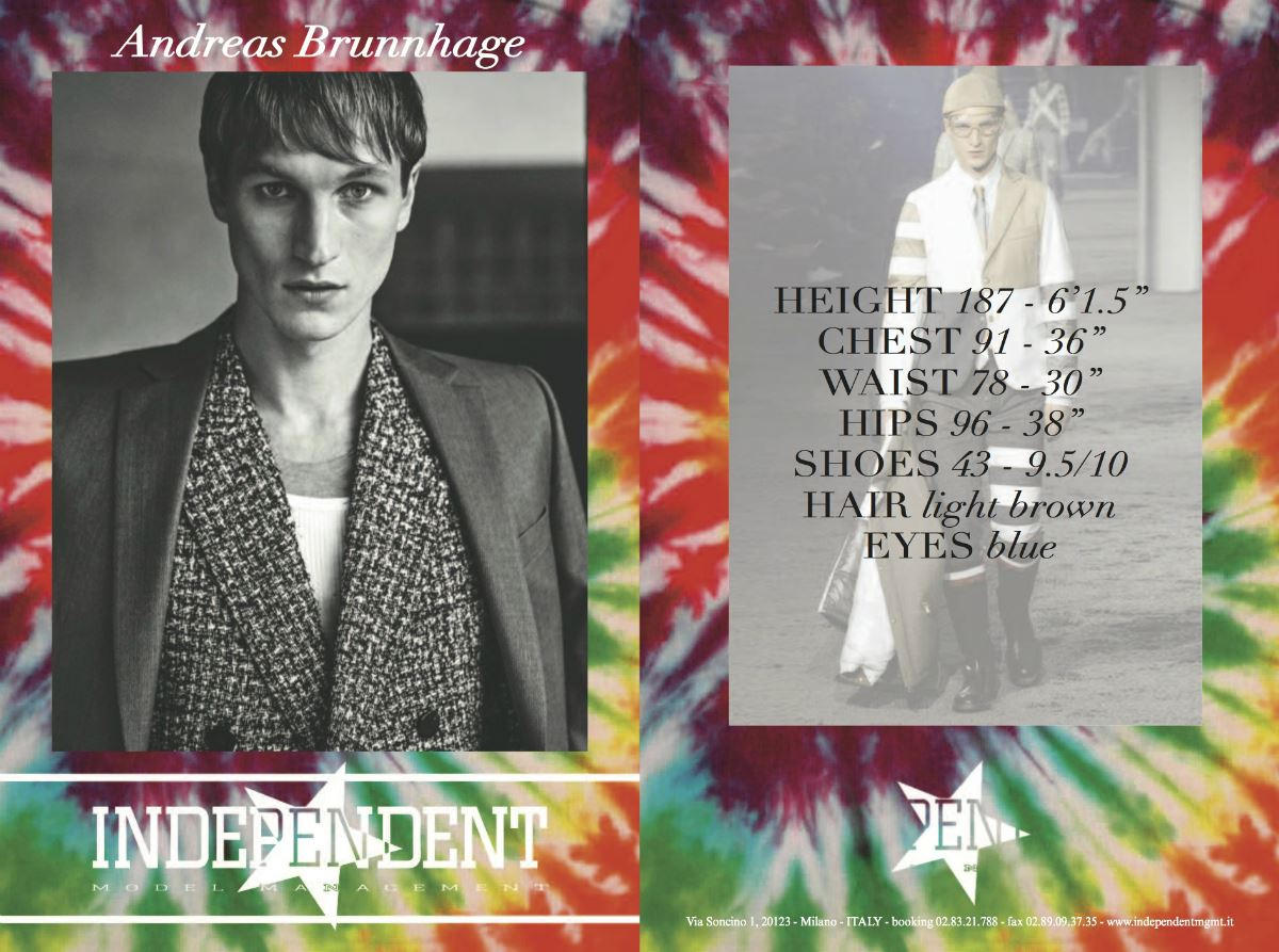 Independent Men Spring/Summer 2016 Show Package