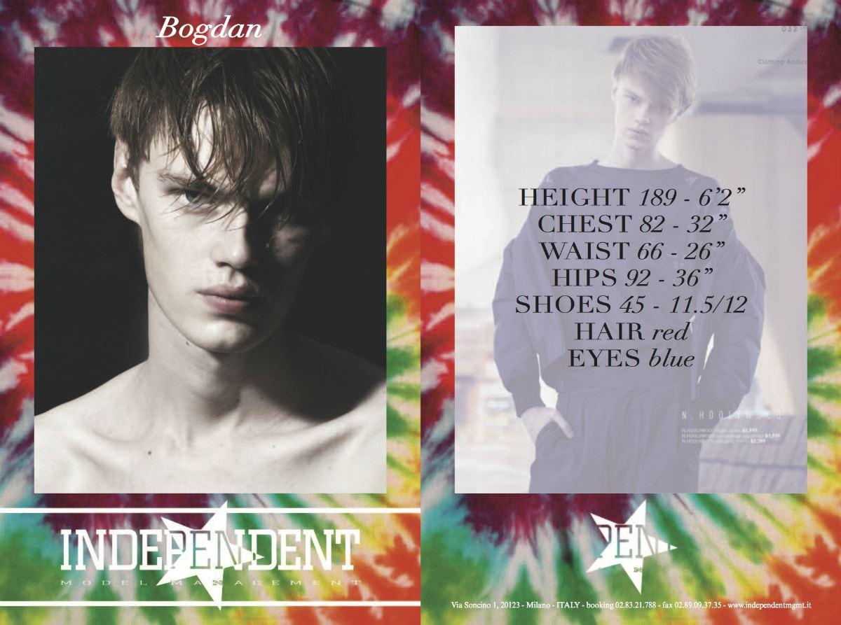 Independent Men Spring/Summer 2016 Show Package