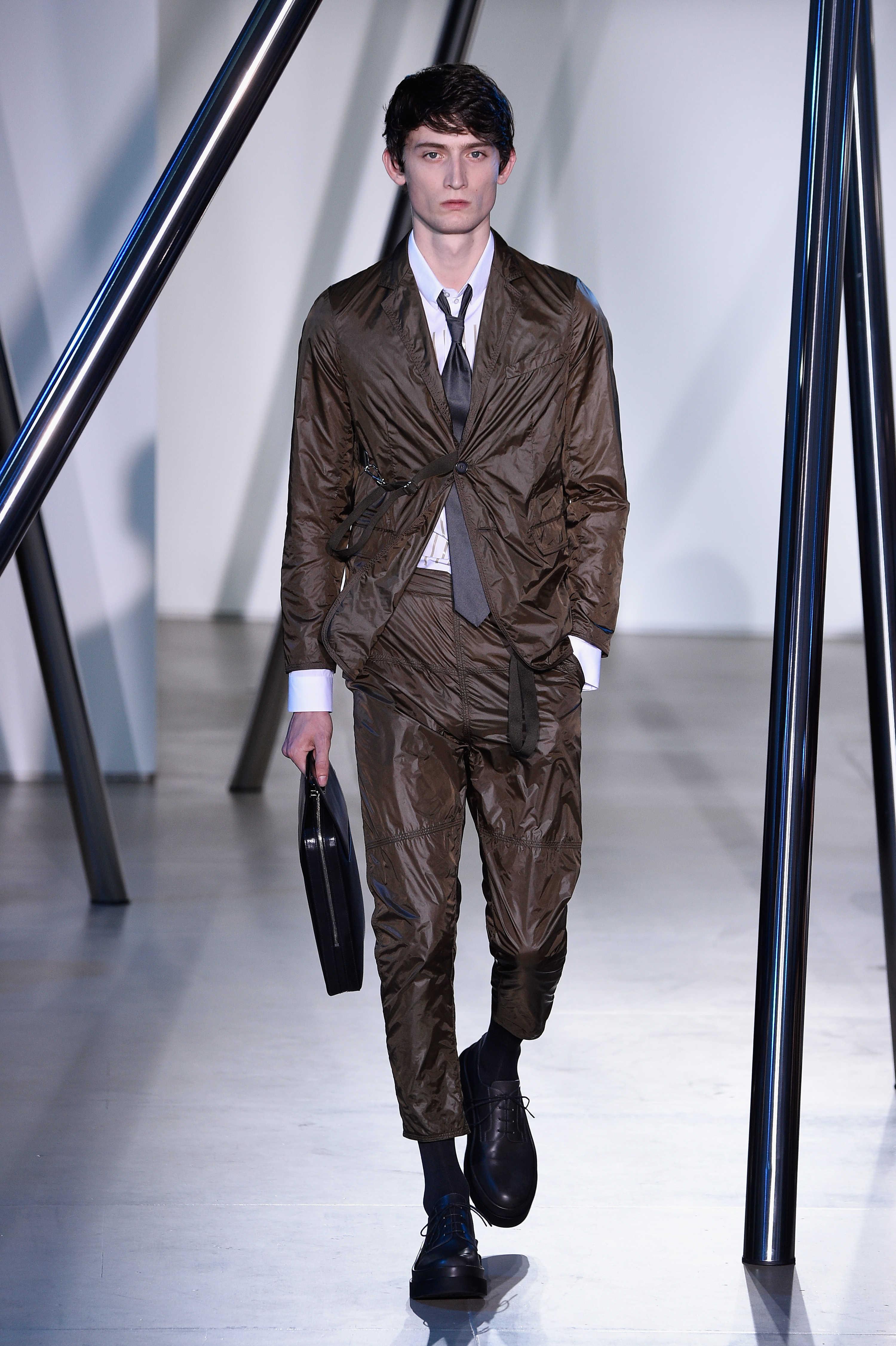 Jil Sander Spring/Summer 2016 Menswear Collection   Milan Fashion Week