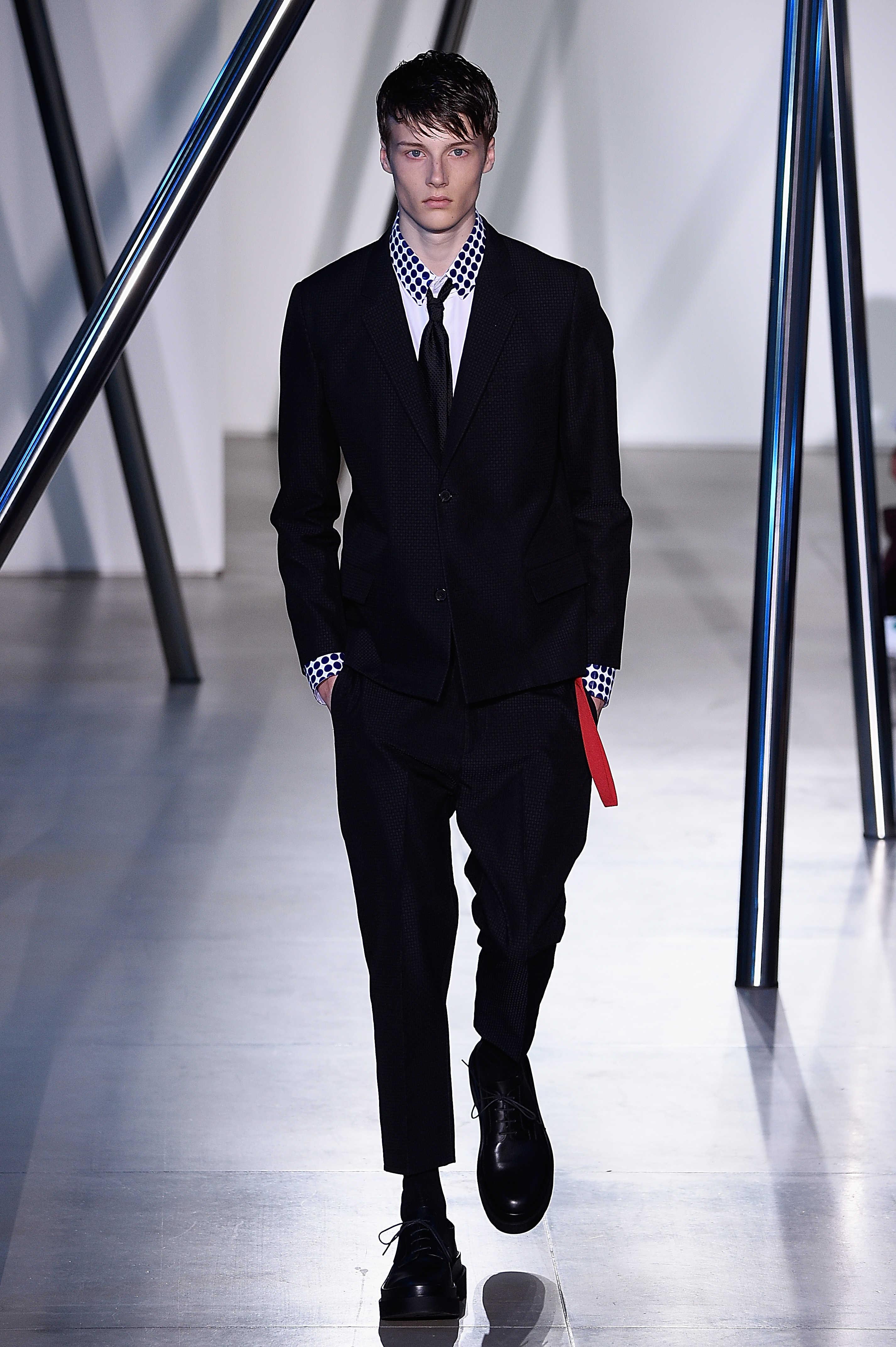 Jil Sander Spring/Summer 2016 Menswear Collection | Milan Fashion Week