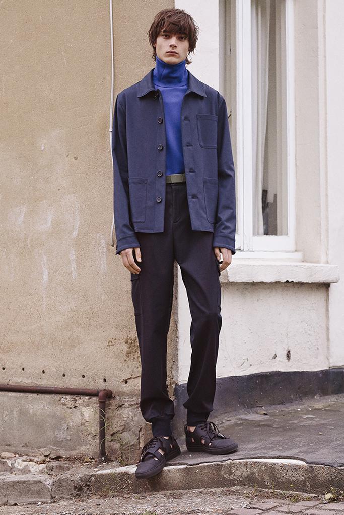 John Galliano Spring/Summer 2016 Menswear Collection | Paris Fashion Week