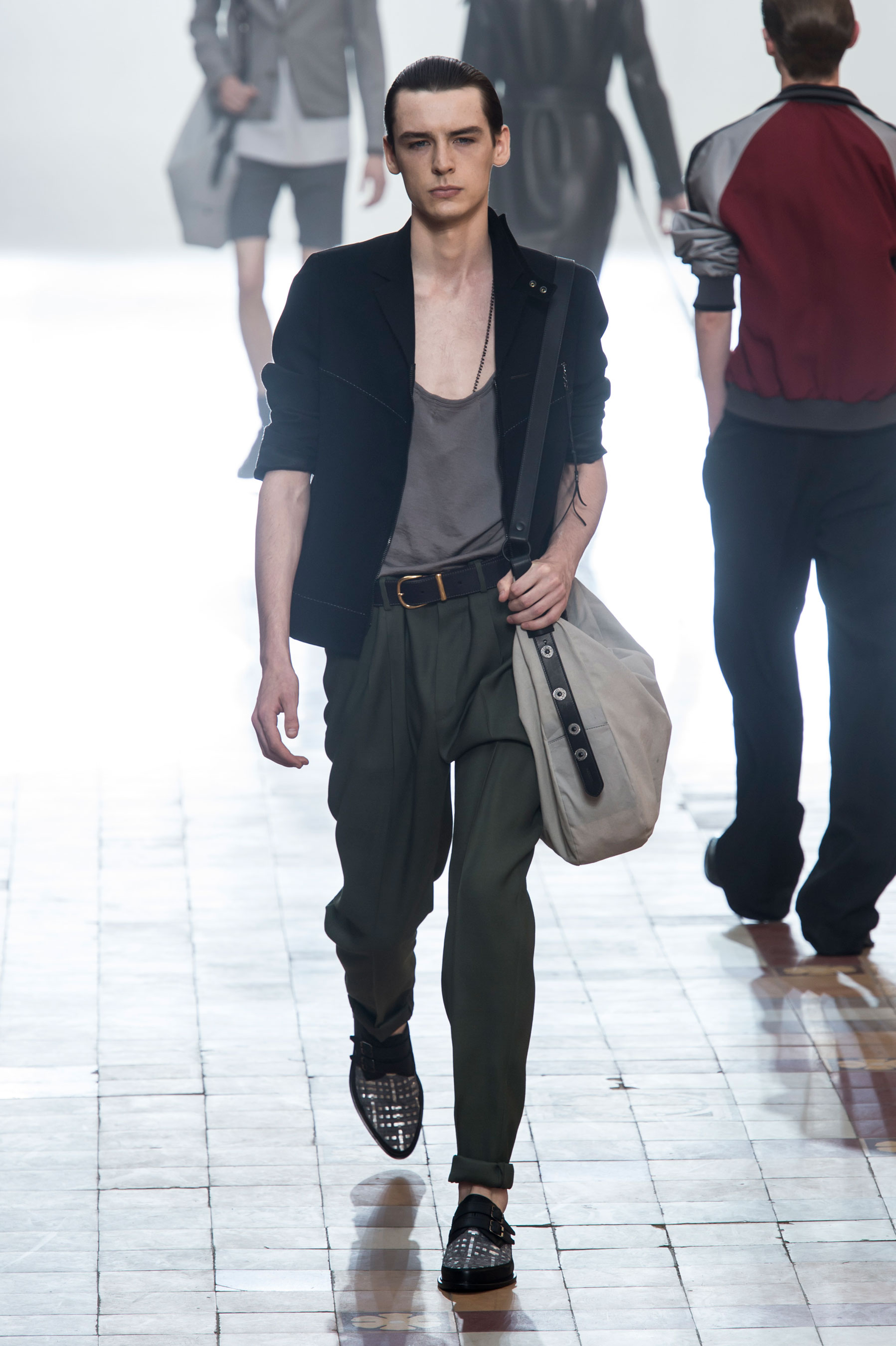 Lanvin Spring/Summer 2016 Menswear Collection | Paris Fashion Week