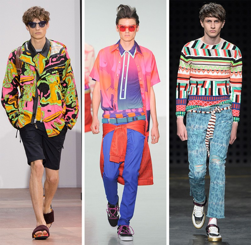 Spring/Summer 2016 Trends | London Collections: Men