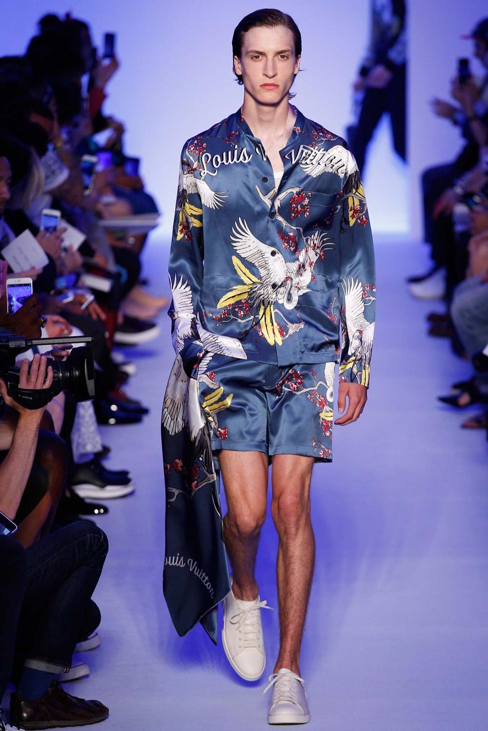 Louis Vuitton Spring Summer 2016 Menswear Collection