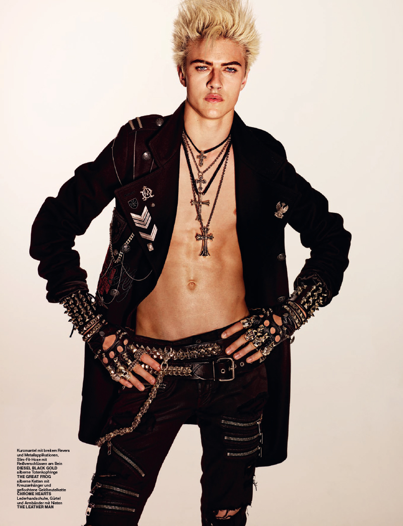 Billy Idol S 1980s Style The Rocker Inspires Fashion
