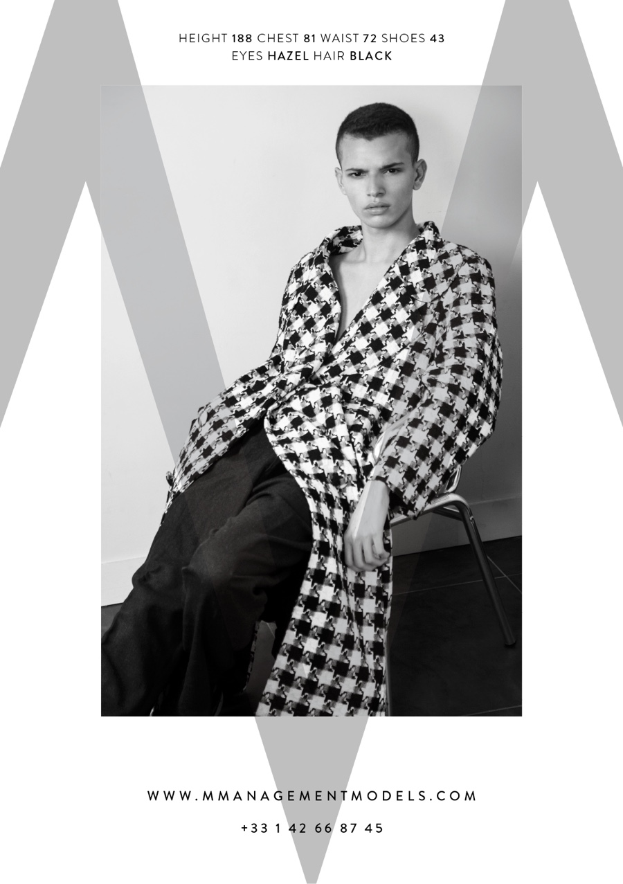 M Management Spring/Summer 2016 Show Package