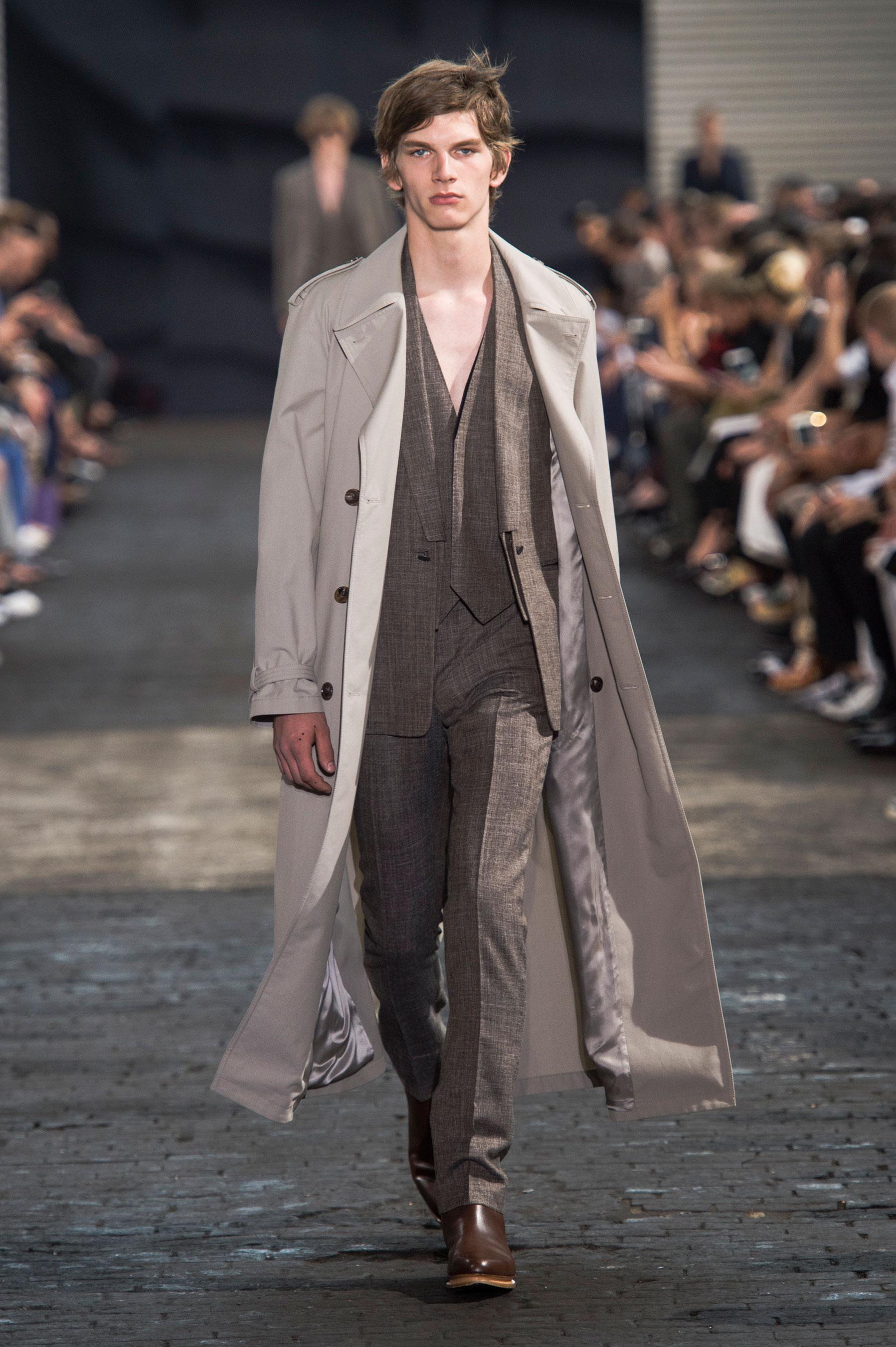 Maison Margiela Spring/Summer 2016 Menswear Collection | Paris Fashion Week