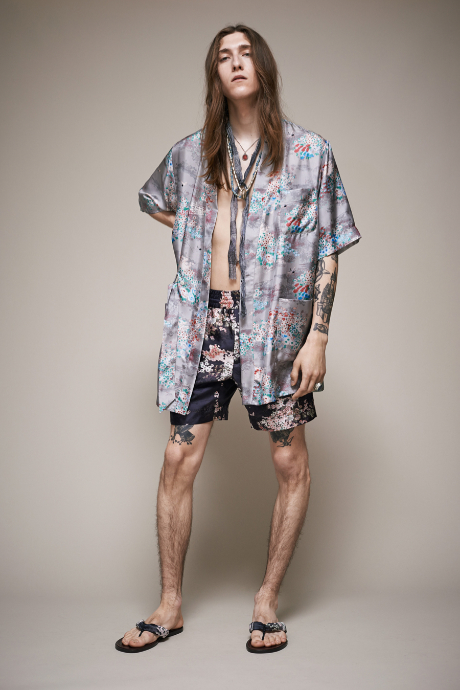 Marc Jacobs Spring/Summer 2016 Menswear Collection | Milan Fashion Week