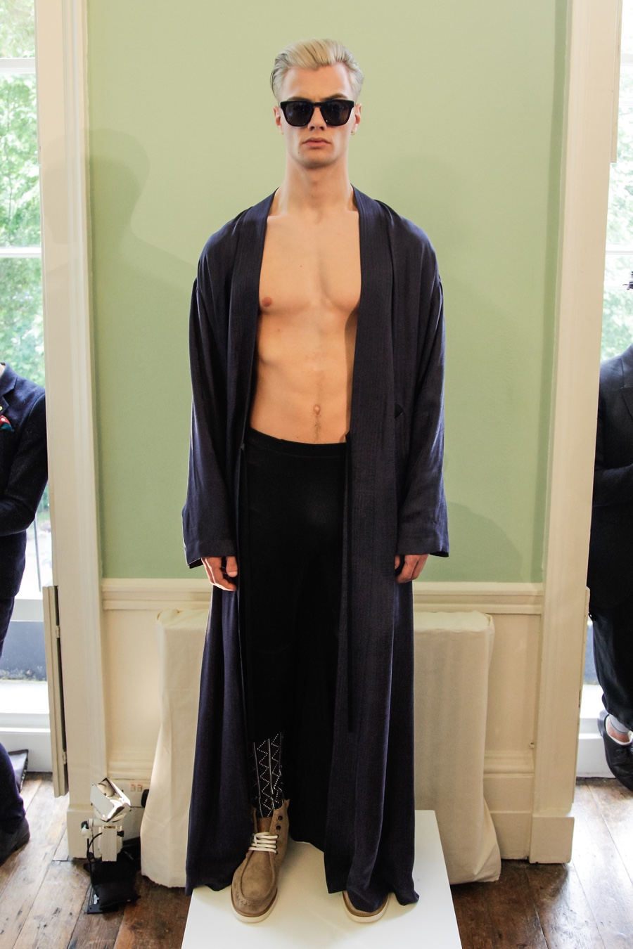 Mr Hare Spring/Summer 2016 | London Collections: Men