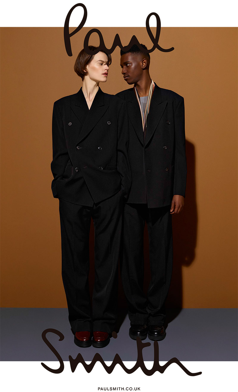 Paul Smith Fall/Winter 2015 Campaign Features Oversized Fashions