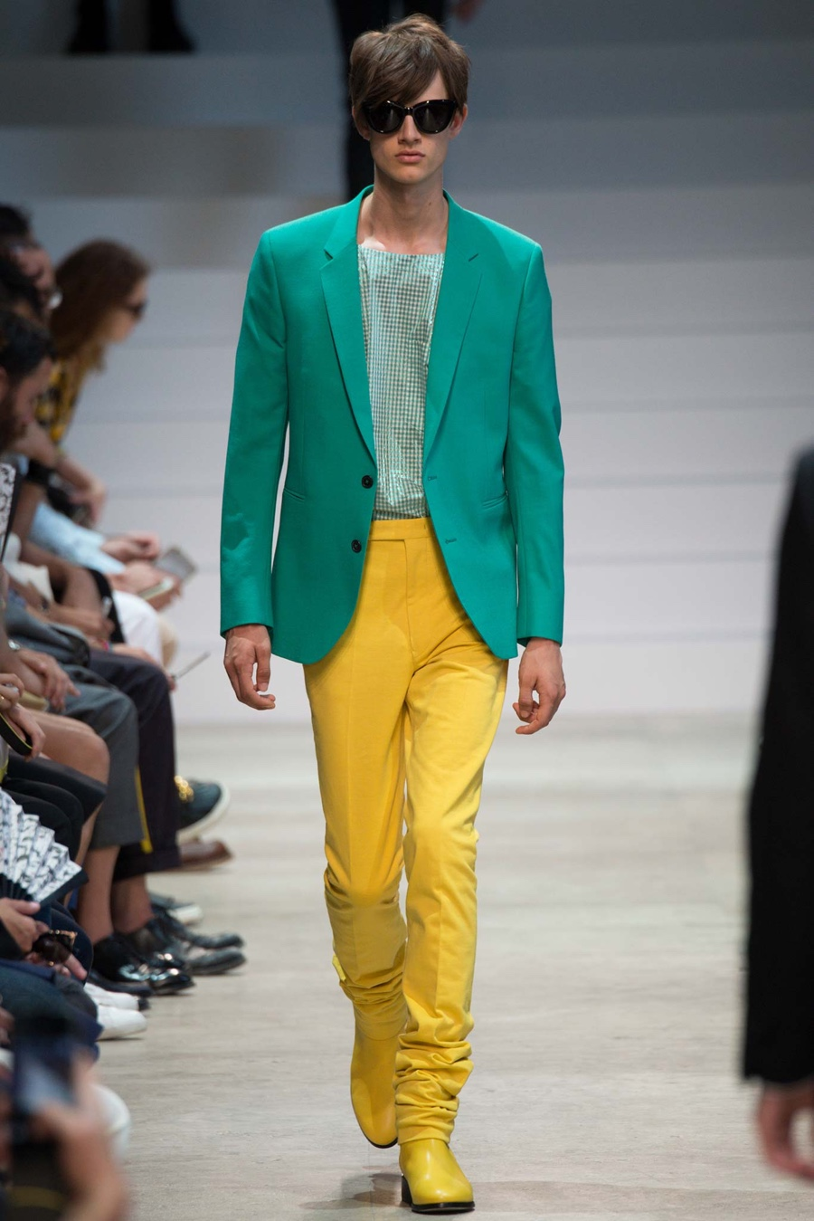 Paul Smith Spring/Summer 2016 Menswear Collection | Paris Fashion Week
