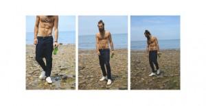 Phil Sullivan Heads Outdoors for OAK Summer Shoot