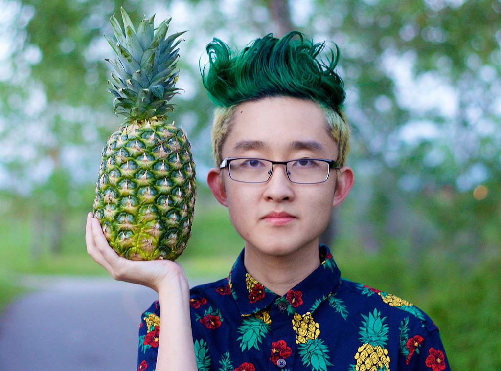 See the Reddit User That Got a Pineapple Haircut | The