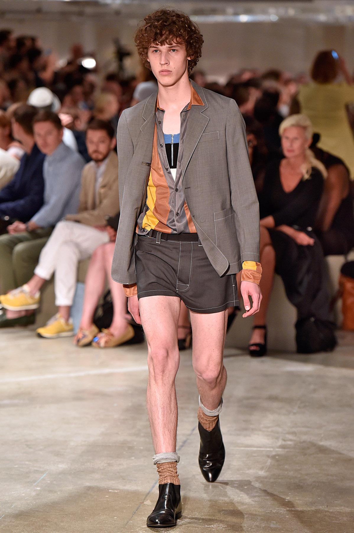 Prada Spring/Summer 2016 Menswear Collection