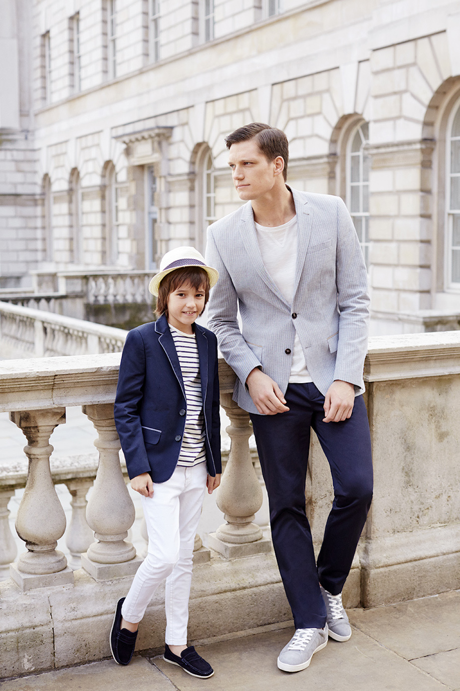 River Island Does Summer Tailoring for Latest Men's Campaign