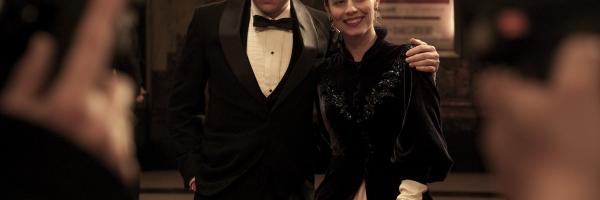 See Robert Pattinson + Dane DeHaan as Dennis Stock & James Dean in 'Life'