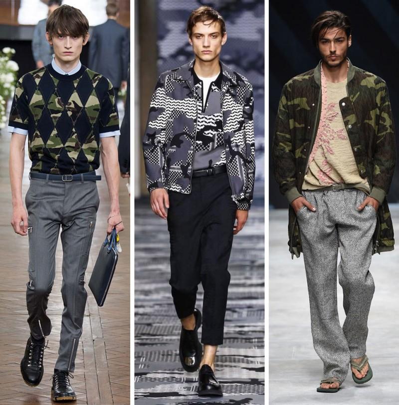 Spring-Summer-2016-Menswear-Fashion-Trends-Milan-Paris-Fashion-Week-Camouflage